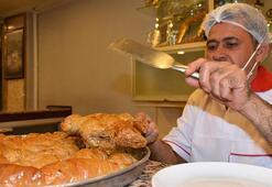 Yörüklerin 300 yıllık geleneksel tatlısı: Muğla Saraylısı
