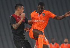 Fatih Karagümrük-Başakşehir: 2-0