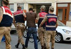 Bitliste 7 kaçak göçmen yakalandı, 2 organizatör tutuklandı