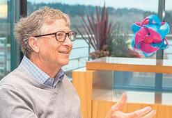 Toplanın Bill Gates'in parasını harcıyoruz