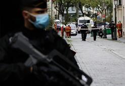 Paristeki saldırıya ilişkin yedi kişiye gözaltı
