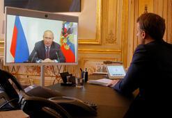 Fransadan Putin-Macron görüşmesini sızdıran gazeteler hakkında soruşturma