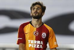 Galatasaraya Fenerbahçe derbisi öncesi Marcelo Saracchi müjdesi