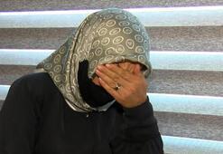 Tecavüzcü komşu serbest kaldı, gözyaşlarına boğuldu