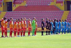 Kayserispor - Erzurumspor: 1-3