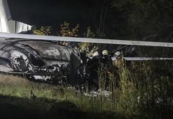 Ukraynadaki uçak kazasında ölenlerin sayısı 26ya yükseldi
