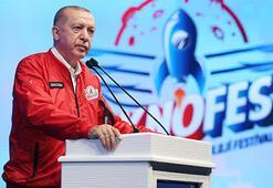 Cumhurbaşkanı Erdoğandan flaş açıklamalar: Bu bir tercih değil, mecburiyet