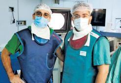 'Mesane Pili' ilk ameliyatı