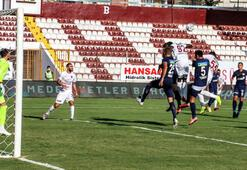 Hatayspor  - Kasımpaşa: 1-0