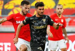 Göztepe - Gaziantep FK: 2-2