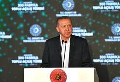 Son dakika Cumhurbaşkanı Erdoğan müjdeyi verdi: Gaziantepte de kuracağız