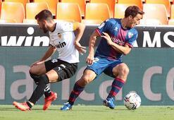 Valencia - Huesca: 1-1