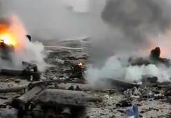 Resulaynda bomba yüklü araçla saldırı: 6 ölü, 3 yaralı