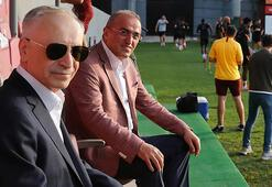 Transfer haberleri   Mustafa Cengizden Belhanda ve Marcao açıklaması