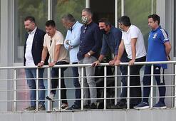 Galatasaray maçı öncesi Samandırada Fenerbahçeye sürpriz