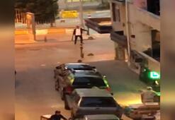 İstanbulda korku dolu anlar Kardeşimizi zehirlediniz diyerek ateş açtı