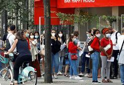 Fransadan korkutan corona virüs haberi 24 saatte 14 bin 412 vaka...