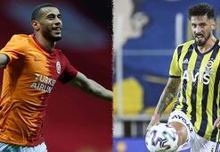 Süper Ligde dev derbi Galatasaray - Fenerbahçe
