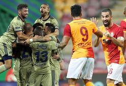 Galatasaray - Fenerbahçe derbisinde gözler üstte