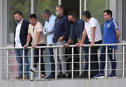 Fenerbahçe Başkanı Ali Koçtan takıma moral konuşması