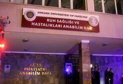 Ankarada psikiyatri hastası yangın çıkardı