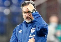 Son dakika haberleri - Schalke 04 teknik direktör David Wagnerin görevine son verdi