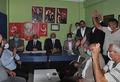 MHP Bulanık İlçe Başkanlığı 13. olağan kongresi yapıldı