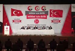 MHP İstanbul 13. İl Kongresi başladı