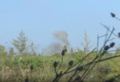 Ermenistan Azerbaycana saldırdı Sivil kayıplar var