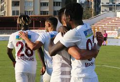 Atakaş Hatayspor, İstanbul takımlarına karşı yenilmedi