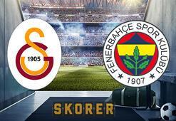Galatasaray Fenerbahçe maçı ne zaman saat kaçta GS FB derbi maçı hangi kanalda canlı yayınlanacak İlk 11ler...