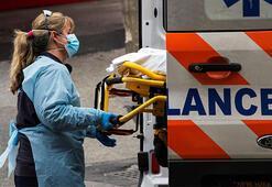 ABDde 43 bin yeni vaka... 24 saatte 713 kişi daha öldü