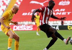 Demir Grup Sivasspor - Ankaragücü: 0-0