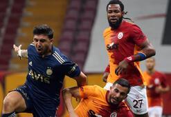 Galatasaray-Fenerbahçe: 0-0