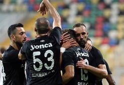 Altay-Eskişehirspor: 6-0