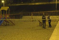 Arnavutköyde parkta silahlı kavga: 1 yaralı
