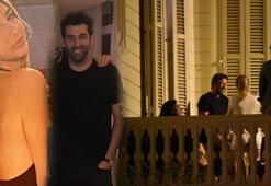 Caner Karaloğlu villasında 150 kişilik parti düzenledi