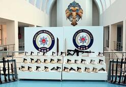 Adanada aranan 202 kişi yakalandı, ruhsatsız silahlar ele geçirildi
