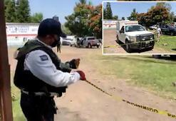 Meksika'da bara silahlı saldırı: 11 ölü