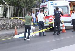 Zeytinburnunda iş arkadaşı tarafından sokak ortasında öldürüldü
