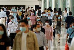 Çinden ABDli diplomatların Hong Kongda yapacağı görüşmelere izin şartı