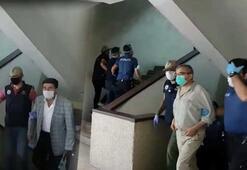 Kobani soruşturmasında gözaltına alınan HDPliler adliyede