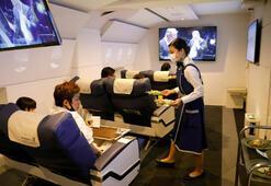Japonya Hava Yollarında bayanlar ve baylar yasaklanıyor