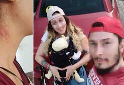 Korkunç iddia 7 aylık bebeğimi, 12nci katın balkonundan sarkıttı