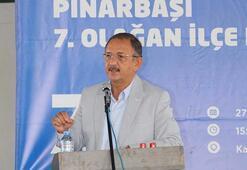 Mehmet Özhaseki: Akdenizde hakkımızı sonuna kadar arayacağız