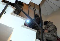 İstanbulda uyuşturucu operasyonu Gözaltılar var...