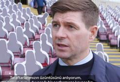 Steven Gerrard, Galatasaray maçı öncesi konuştu...