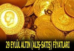 Altın fiyatları canlı takip ekranı son dakika: Bugünkü 29 Eylül gram ve çeyrek altın alış-satış fiyatları ne kadar, kaç lira