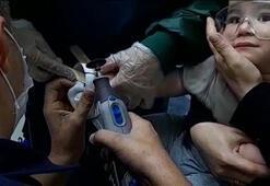 Silivride çocuğun metal parçaya sıkışan parmağı operasyonla kurtarıldı