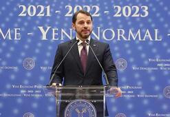 Bakan Albayrak, YEP toplantısında önemli açıklamalarda bulundu